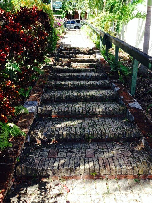 99 steps charlotte amalie st thomas usvi