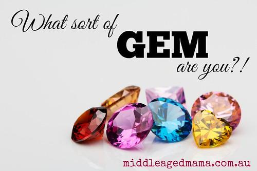 gem quiz: what sort of gem are you?