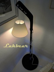 Awesome floor lamp diy.