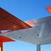 Roof coverings of gas stations