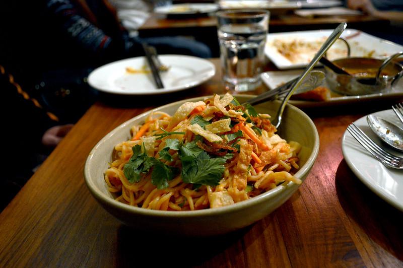 Burma Superstar Noodle Salad