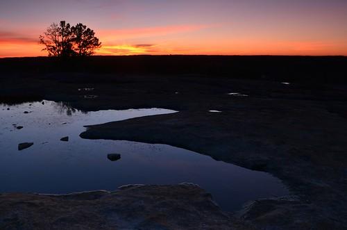 mountain water pool rock sunrise georgia puddle moss granite lichen monadnock rainwater dekalbcounty arabiamountain dekalbcountyga arabiamt arabiamountainnationalheritagearea arabiamnt
