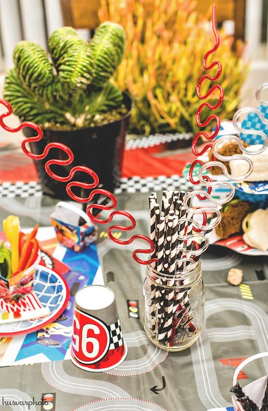 #disneyside CARS theme party ideas