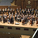 """Studio Symphony Orchestra following performance of Mussorgsky's """"Pictures At An Exhibition"""" by John D McDonald"""
