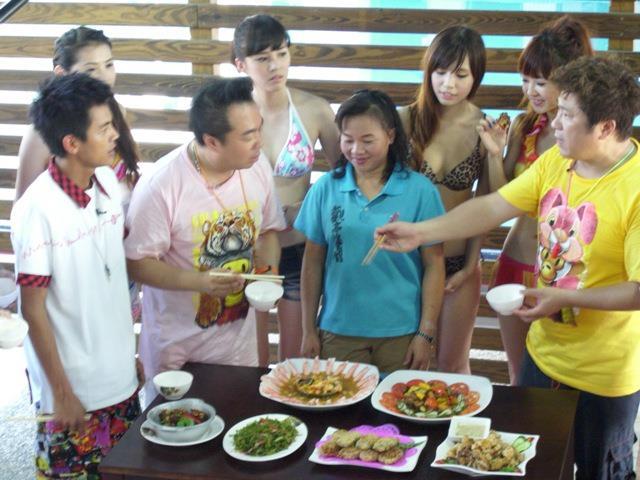 小琉球美食,小琉球旅遊,小琉球觀亭餐館