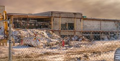Randall Park Demolition HDR