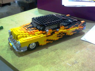 Lead Sled built for Bright Bricks