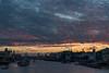 Wide sunset
