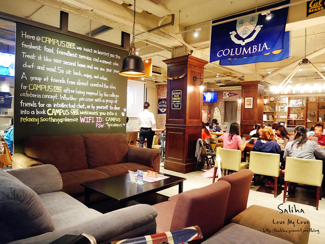 campus cafe忠孝店美式餐廳推薦 (2)
