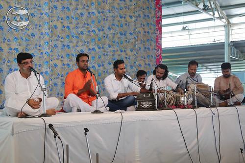 Devotional song by Gurmeet Chandan and Saathi from Taran Taran, Punjab