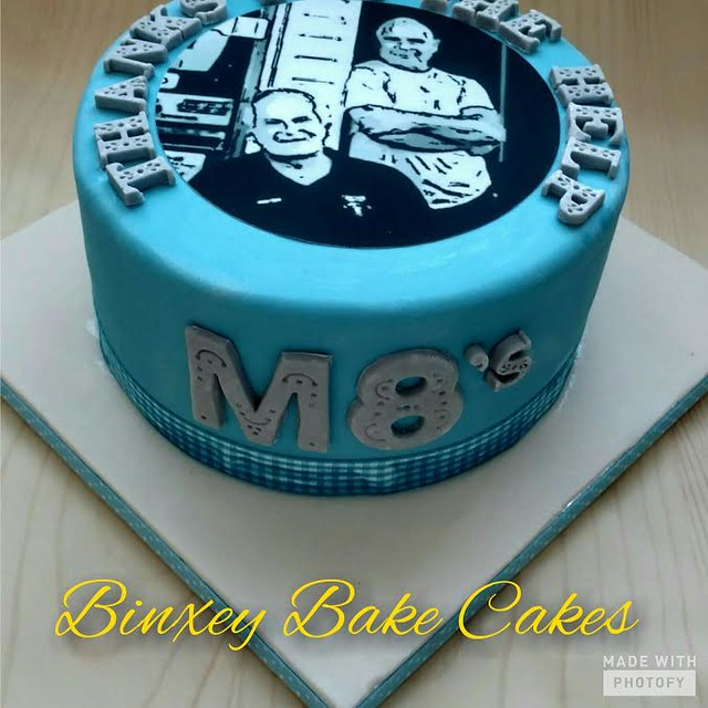 Cake from Binxey Bake Cakes