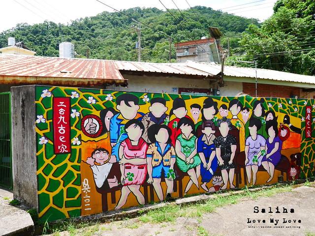 新竹一日遊景點軟橋彩繪藝術村 (43)