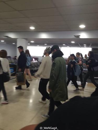 BIGBANG Arrival Melbourne WENGAGA Weibo (1)