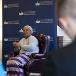 15226564463 2014 World Leaders Forum: Leymah Gbowee