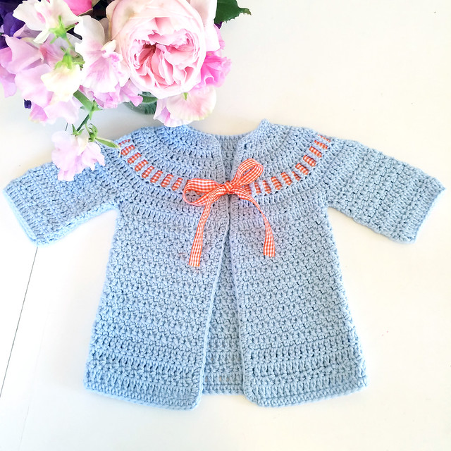 Cecily Baby Sweater