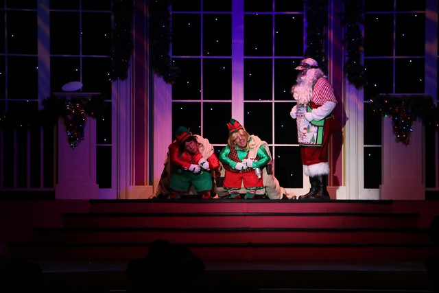 Christmas Town 2014 at Busch Gardens Tampa
