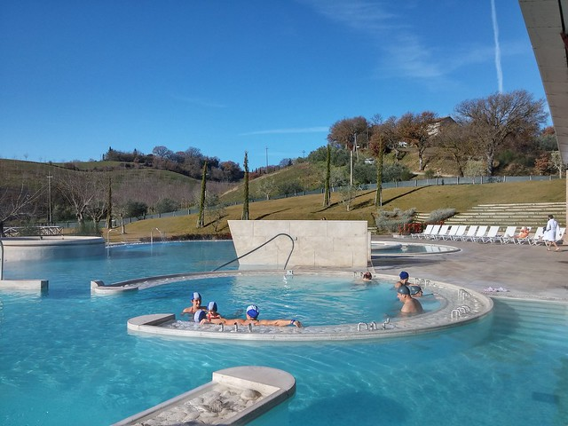 Relax alle Terme Theia - Chianciano Terme