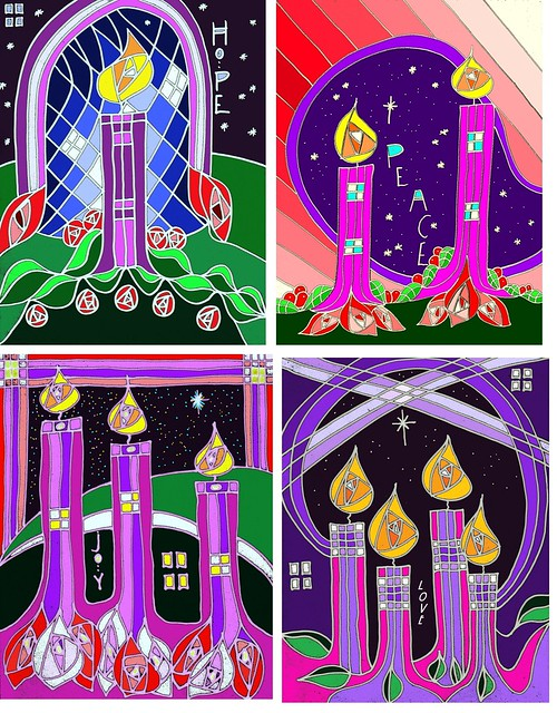 Advent Covers mackintosh