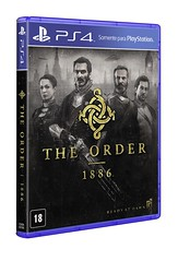 The Order Capa 3D