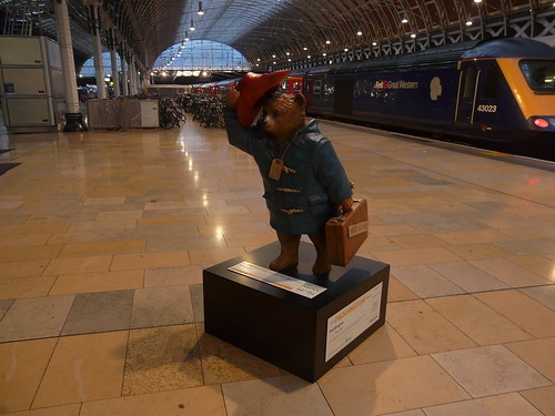 'Paddington' by Michael Bond, Paddington Station