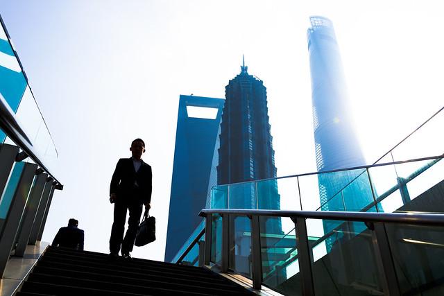 Shanghai, China. November 2014