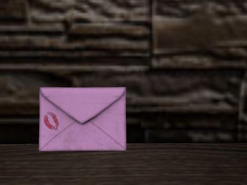 DAY TWENTY-THREE: Blood Letter