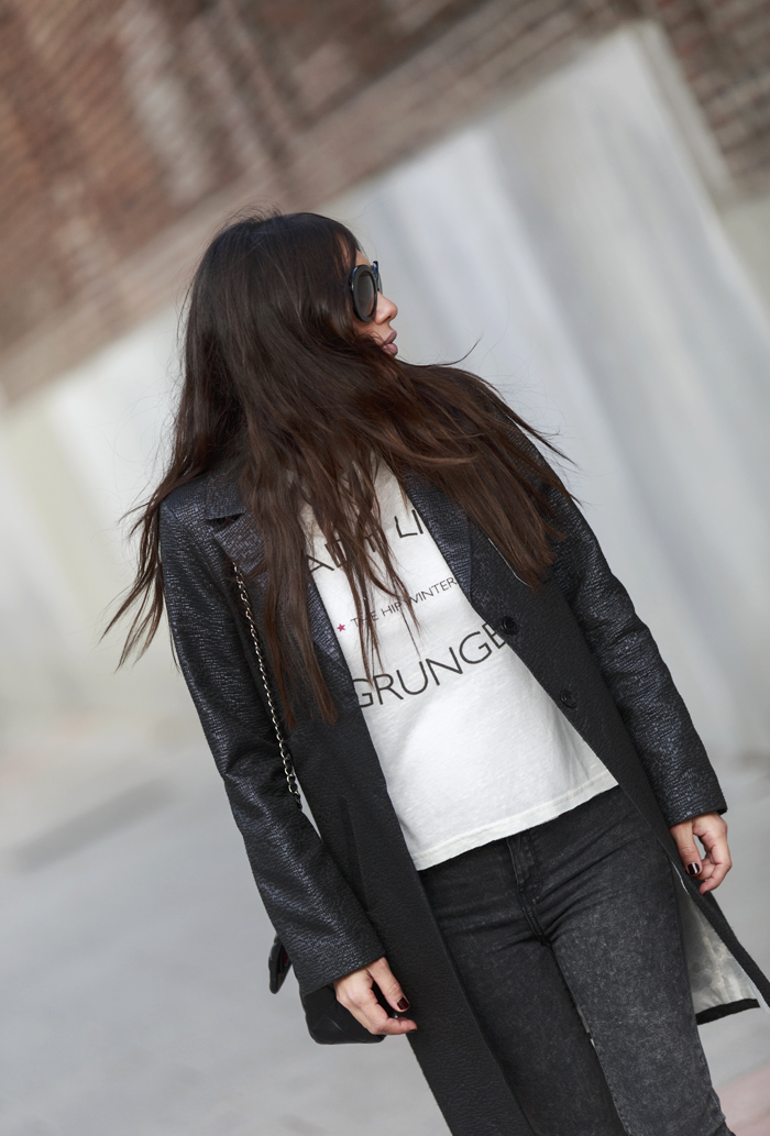street style barbara crespo tie dye sneakers the corner shop fashion blogger outfit blog de moda