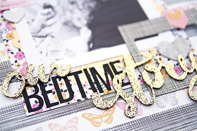 Alex Gadji - Bedtime Story closeup1