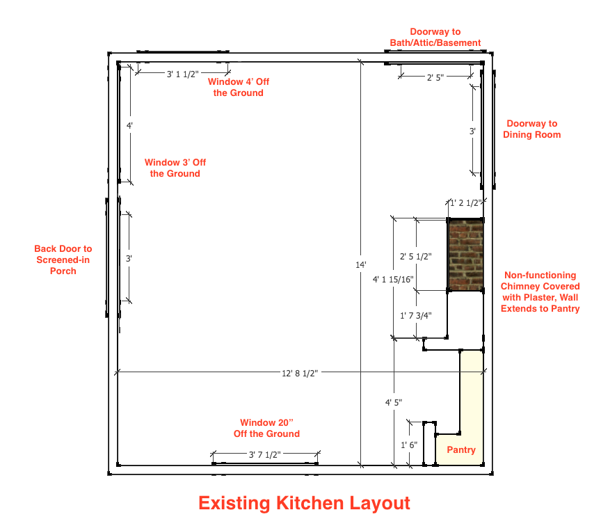 Feedback On Kitchen Remodel Design