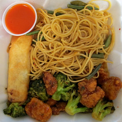 Square meal: General Tso's chicken