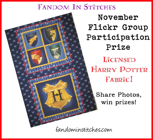 November 2014 fandominstitches.com flickr prize