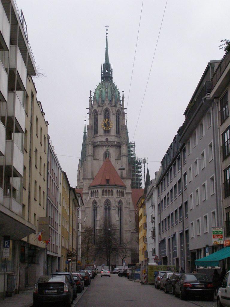 St Paul Munchen Hotel