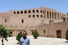 Me in Herat Citadel