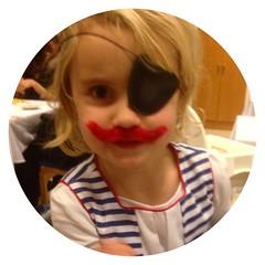 Kaptein Wilma #arrrrg