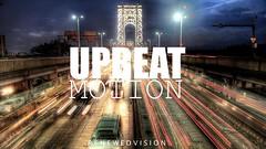 Upbeat motion