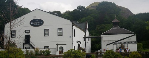 Glengoyne distillery is one of the oldest independent distilleries in the region