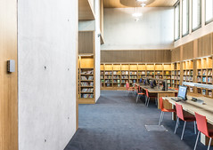 New Public Library In Dun Laoghaire, Officially Called DLR Lexicon Opened To The Public Today And It Is Worth Visiting Ref-100528