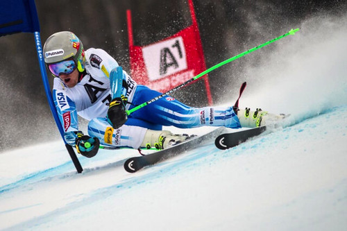 Ted Ligety at Beaver Creek (Cody Durnard)