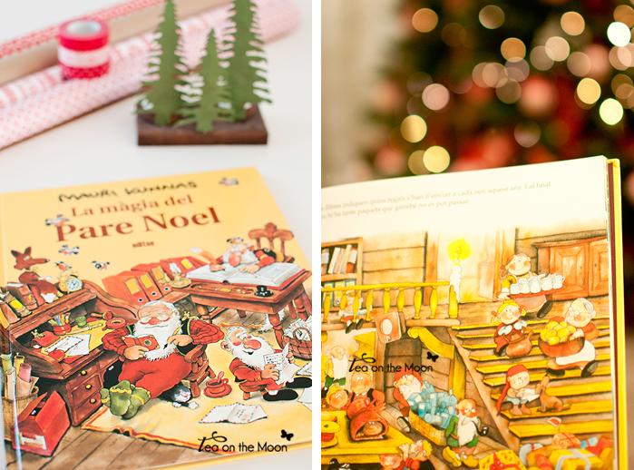 el cuento más bonito de navidad la magia de papa noel