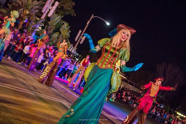 Mardi Gras 2015 at Universal Orlando