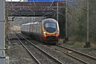 Virgin Trains Pendolino 390 xxx @ Longport