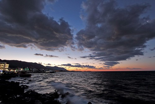 sunset cyprus girne trnc kyrenia