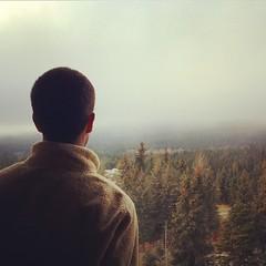 Misty mountains #Alaska