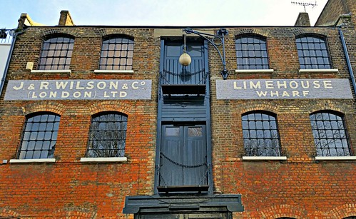Limehouse Wharf, Narrow Street