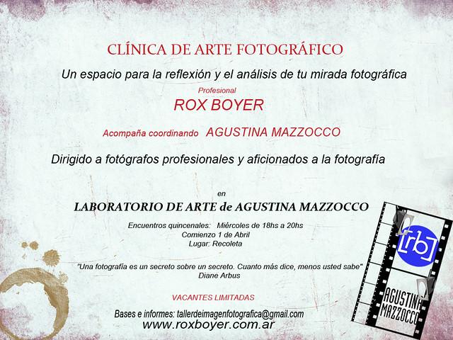 Clínica de ARTE FOTOGRÁFICO