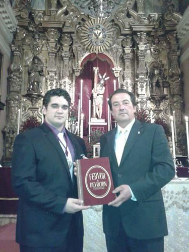 AionSur 16115253564_2639f40a2d_d Antonio J. García Lobato, músico y compositor de la Santa María Magdalena con sólo 17 años Cultura Semana Santa