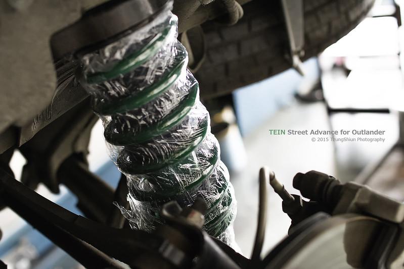 TEIN Street Advance for Outlander(CW5W)
