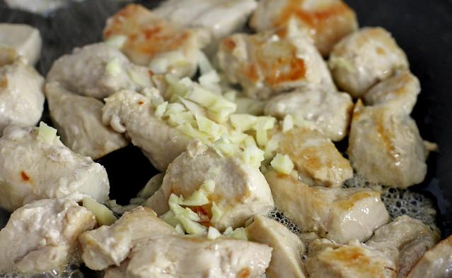 Pollo con Salsa BBQ (3)