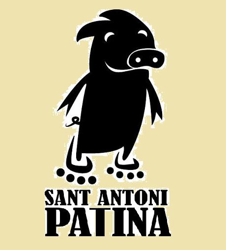 Sant Antoni Patina