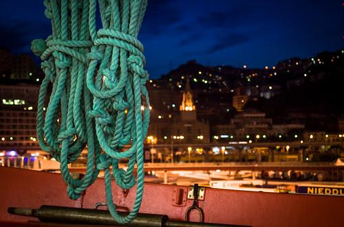 Genova dalla vita di Hermann Melville
